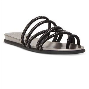 Brand new black Vince Camuto sandals size 7